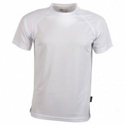 Tee-shirt coeur 10x10cm Dos 27x35cm,
